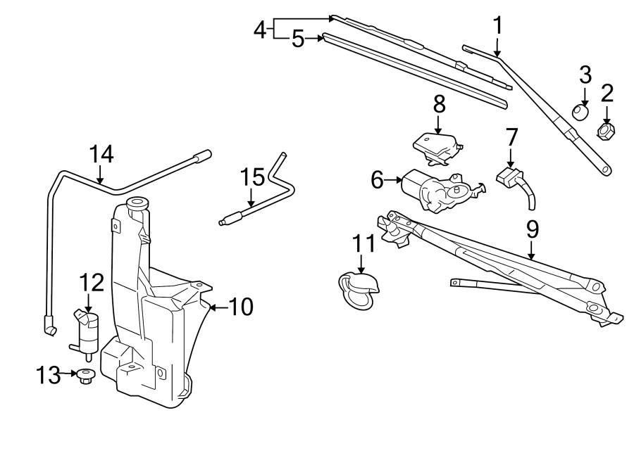 Service manual [2011 Cadillac Escalade Ext Windshield