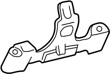 Pontiac Montana SV6 Control valve. Purge solenoid
