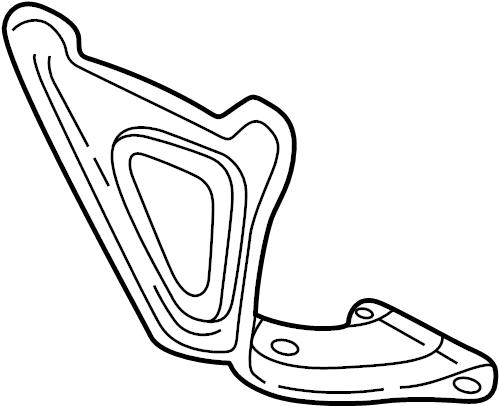 Saturn Brakes Diagram