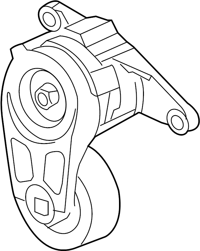 Chevrolet Serpentine Belt Diagrams For 6 0. Chevrolet