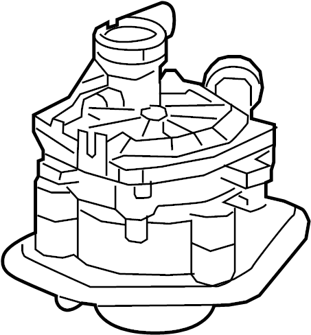Chevrolet Cruze A.i.r. Pump. Pump. Cruze, cruze limited; 1