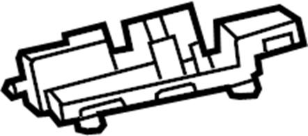 GMC Terrain SLT Solenoid. 2014-17. 2015-16. W/o keyless