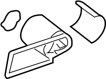 Saturn Body Parts Diagrams Saturn Door Parts Diagram