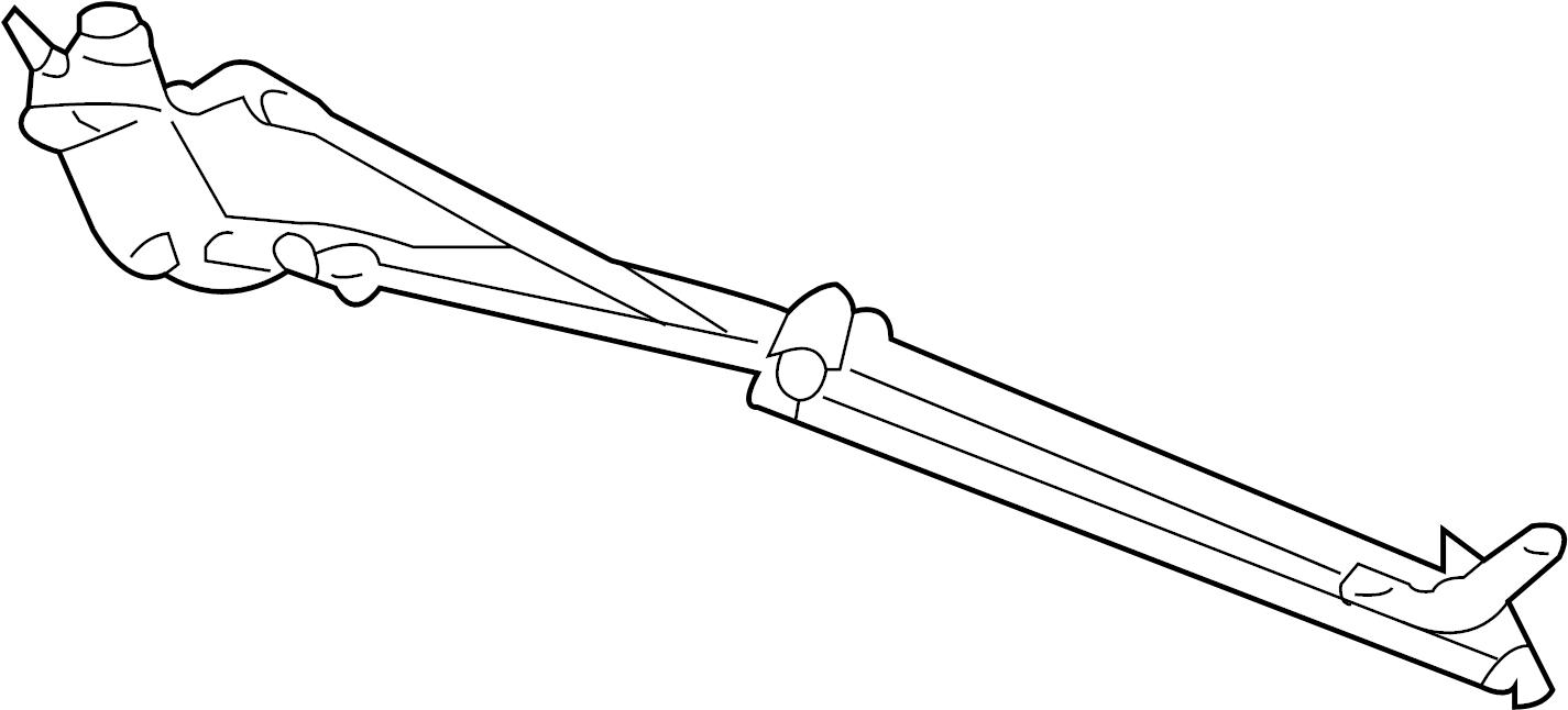 Pontiac Montana SV6 Front transmission. Module. Module asm