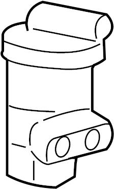 Chevrolet Malibu Egr pipe. Egr tube. Egr valve. Pipe. Tube