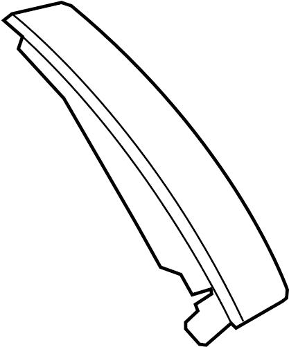 Chevrolet Suburban 1500 Z71 Applique. Applique panel
