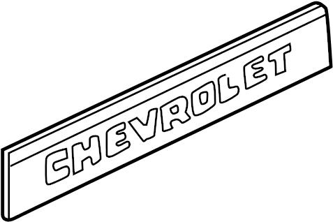 Chevy Silverado Rear Abs Sensor Location Camaro ABS Sensor