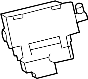 2014 Chevrolet Cruze LT Solenoid. 2014-17. 2015-16. W/o