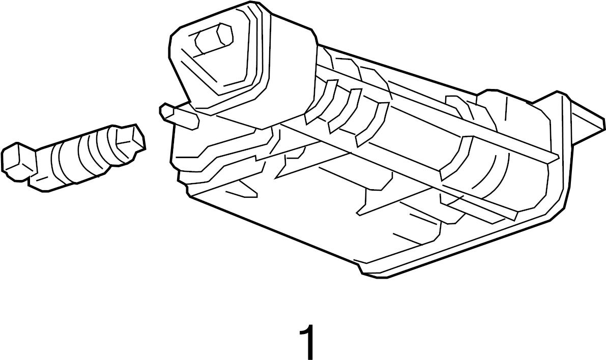 GMC Acadia Purge solenoid. Solenoid. Solenoid valve. Vent