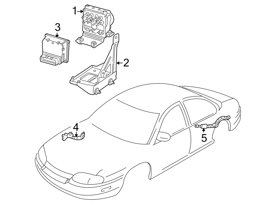 Chevrolet Suburban 2500 Socket. AND. Connector. AMPLIFIER