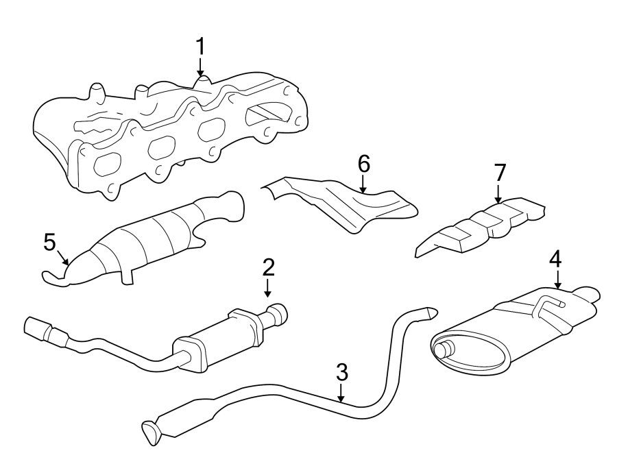 [DIAGRAM] 2002 Chevy Cavalier Exhaust Diagram FULL Version