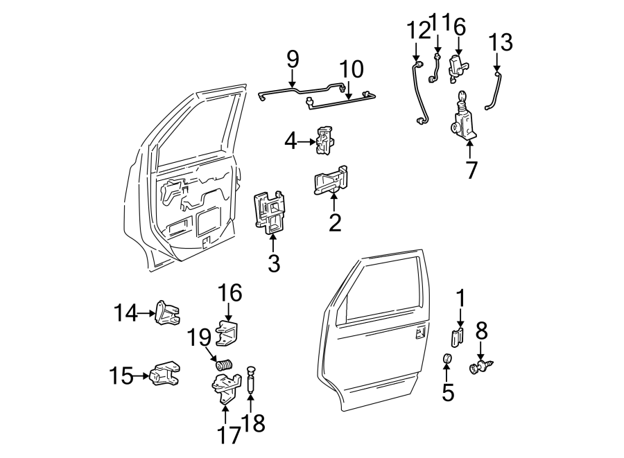 [DIAGRAM] Wiring Diagram For 1994 Gmc Safari FULL Version