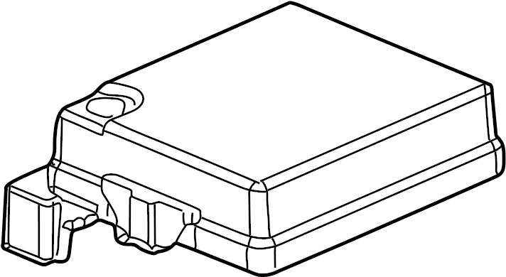 Saturn Ion Fuse Box Cover (Upper). COUPE, UNDERHOOD