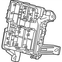 (23200666) Block Assembly-Body Wiring Harness Junction