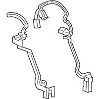 (12681015) Wire-Oil Pump Flow Control Solenoid Valve