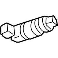 (84065747) Solenoid Assembly-Evaporator Emission Canister
