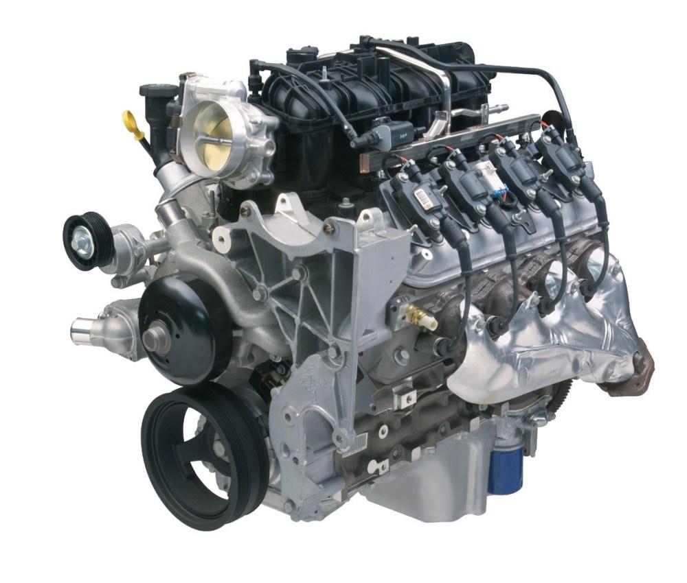 medium resolution of l96 6 0 truck crate engine
