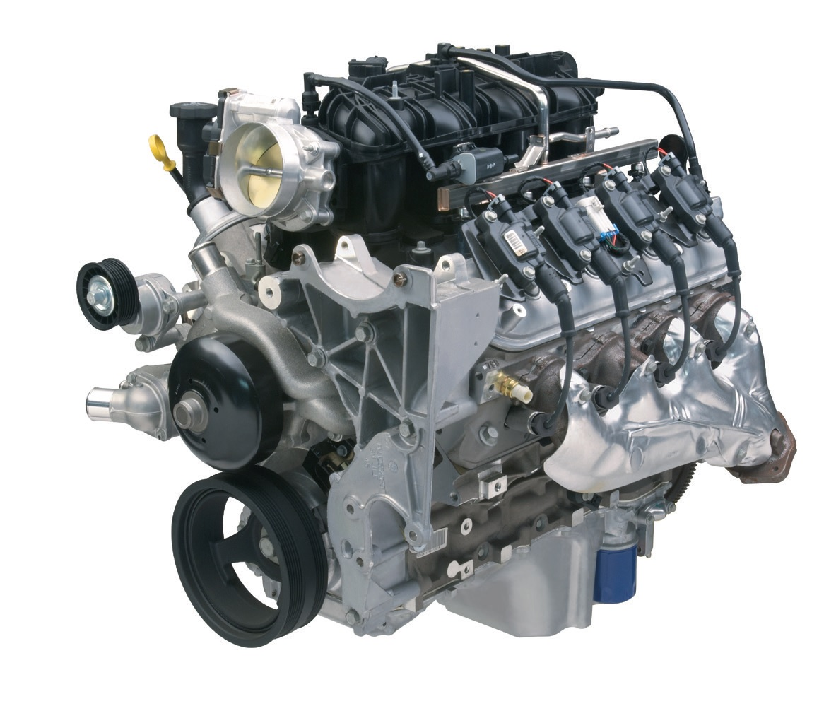 hight resolution of l96 6 0 truck crate engine