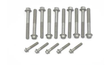 Chevy LS Series Cylinder Head Bolt Kit (Gen III & IV): GM