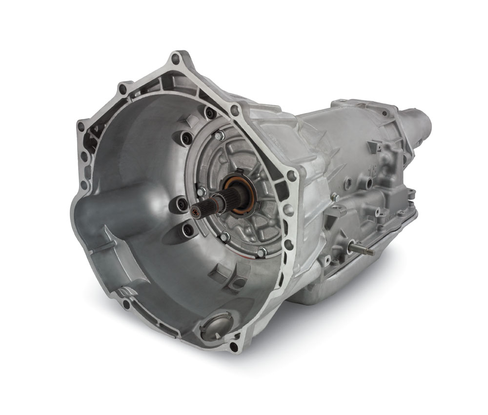 Supermatic 4l70 E Four Speed Automatic Transmission For