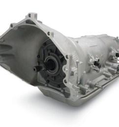 chevrolet performance supermatic 4l85 e four speed transmission reman [ 1000 x 838 Pixel ]