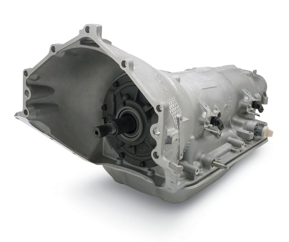 medium resolution of chevrolet performance supermatic 4l85 e four speed transmission reman