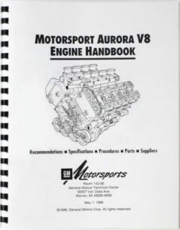 Books & Manuals: GM Performance Motor