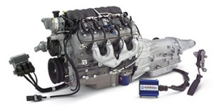 LS3 430HP Connect & Cruise Crate Powertrain System W 4L65