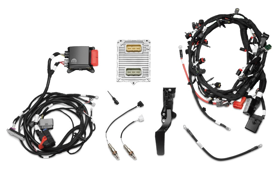 392 CRATE HEMI® ENGINE CONTROLLER KIT: GM Performance Motor