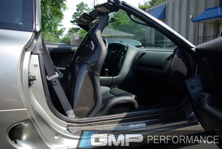GMP Gallery  Toyota Supra with Recaro Sportster CS Seats