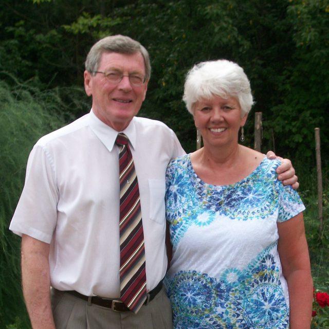 Eric and Judy Watson