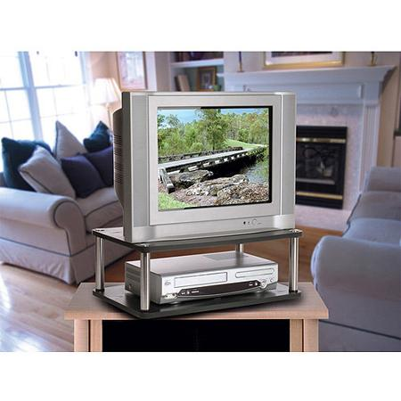 Designs 2 Go Double Swivel Board Black For Tv Or Monitor For Tvs Up