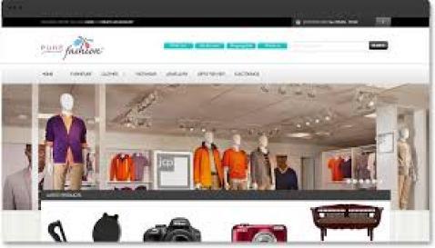 Online Shopping Store, Walmart