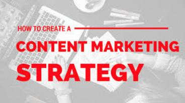 Creating marketing strategy