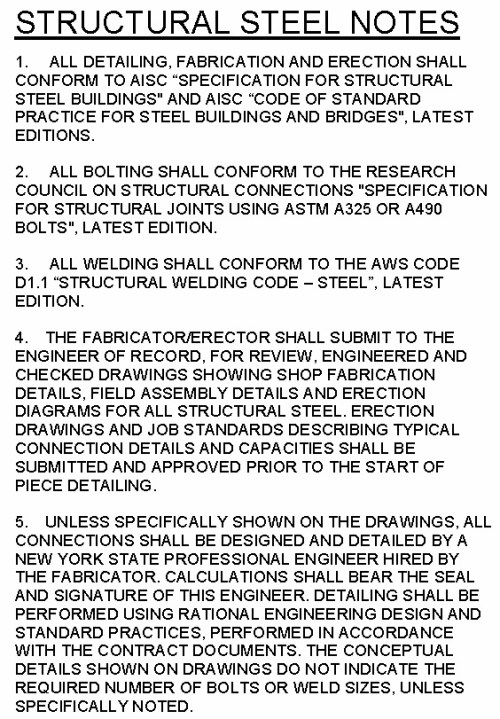 The Devil Is in the Details: Documenting Steel Connection