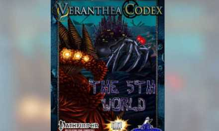 Veranthea Codex: The 5th World – RPG Review