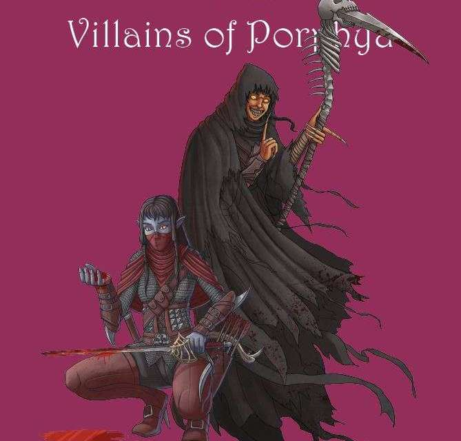Villains of Porphyra
