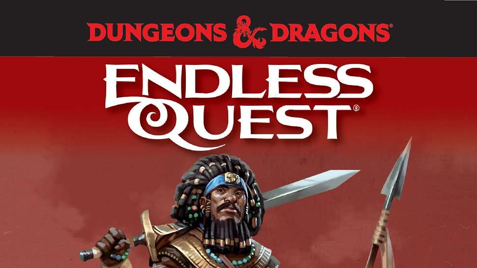 Endless Quest with Matt Forbeck: The RPG Interview Room - G