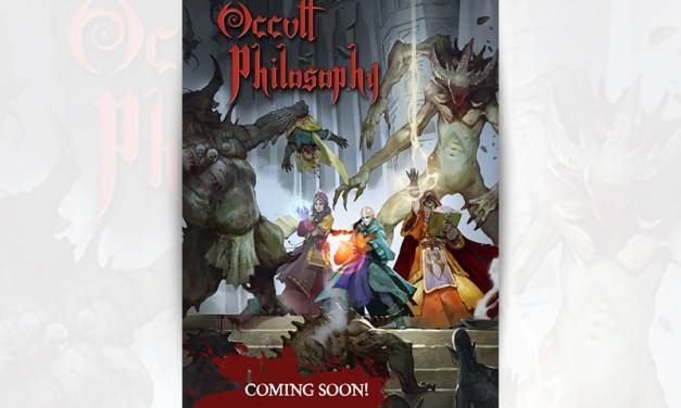Occult Philosophy with Schwalb Entertainment