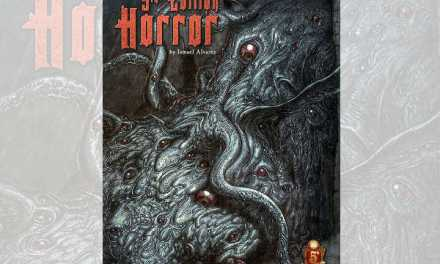 5th Edition Horror – RPG Review
