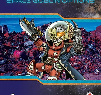 Star Log.EM – Space Goblin Options