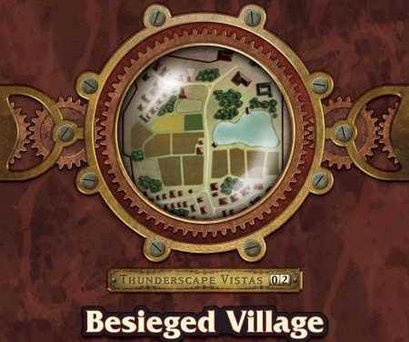 Thunderscape Vistas: Besieged Village