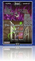 The-Damned-Souls-of-Fenleist