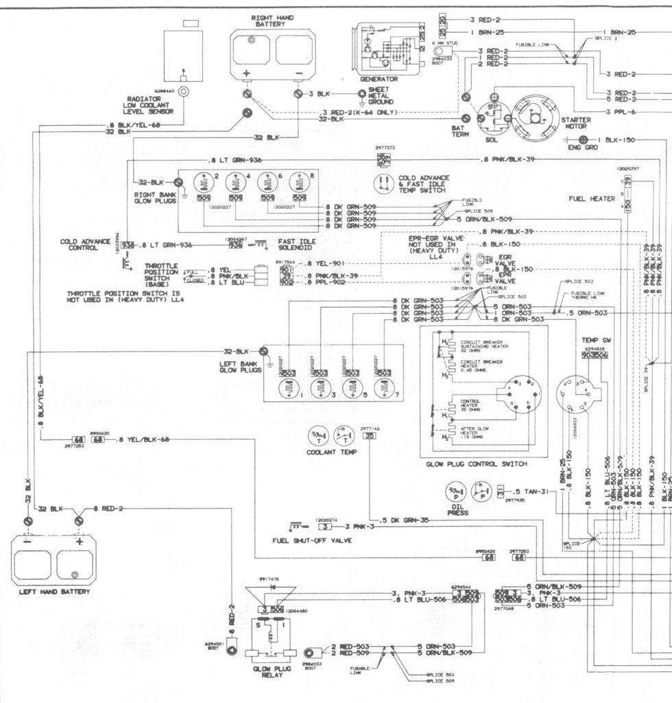 medium resolution of 1982 c30 6 2 diesel engine wiring diagram gm square body 1973 84 ll4 pt 1 jpg