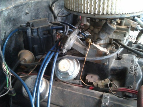 small resolution of dodge electric choke wiring diagram 1986 wiring library diagram of 1986 chevy c 10 carburator wiring source 1986 toyota pickup carburetor
