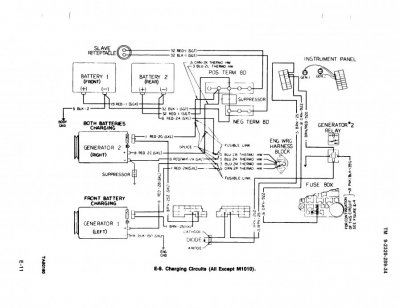 Cucv Wiring Diagram Truck Wiring Diagram Wiring Diagram