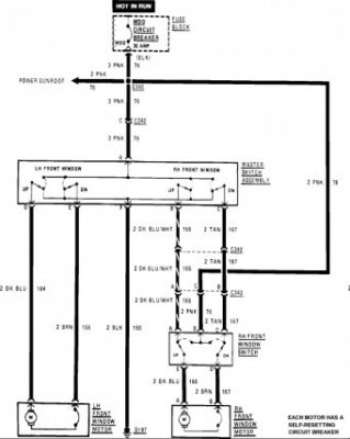 Wiring Diagram For Power Window 1988 Chevy Silverado