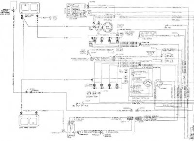 Wiring Diagram 1989 Chevrolet C30 89 Chevy Wiring Diagram