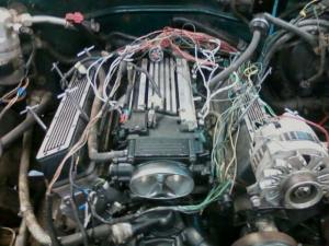 LT1 Engine Swap  GM Truck Central