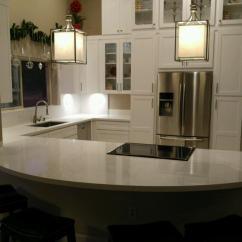 Bottom Kitchen Cabinets Pull Down Faucet 2cm Cloud River Quartz - Gmt Stoneworks